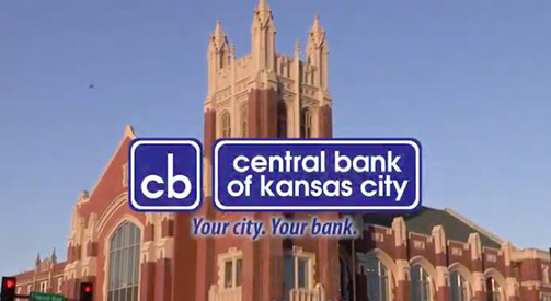 2007 Central Bank of Kansas City. Your city. Your bank.